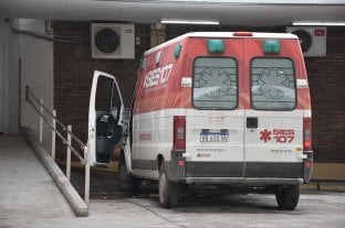 Un adolescente fue hospitalizado tras recibir una descarga eléctrica