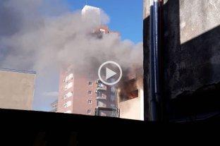 Se registró una explosión en el sanatorio San Gerónimo