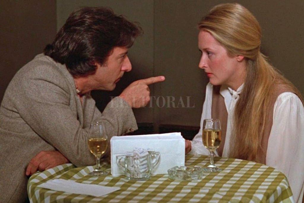Acusaciones cruzadas entre Ted y Joanna Kramer, los personajes interpretados por Dustin Hoffman y Meryl Streep. Una pareja se separa y la situación dejará secuelas. <strong>Foto:</strong> Columbia Pictures
