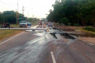 Estado de las rutas en Santa Fe tras la tormenta del fin de semana -  -