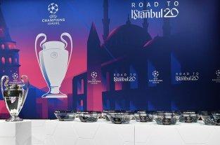 Sorteo: Así quedaron los octavos de final de la Champions League -  -