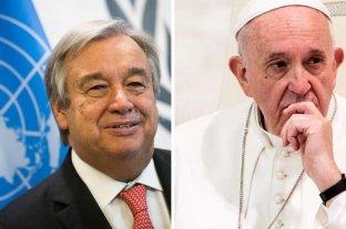 """Destacan que el Papa """"es una voz fuerte"""" en la lucha contra el cambio climático"""