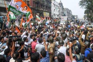 Se agudizan las protestas en la India