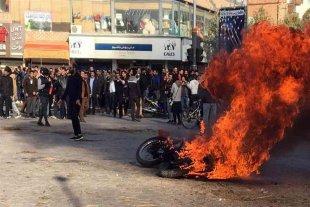 Se registraron al menos 304 muertos durante las protestas en Irán