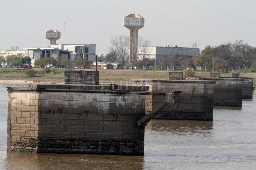 El río Paraná repuntó y llegó a los 2 metros en Santa Fe -  -