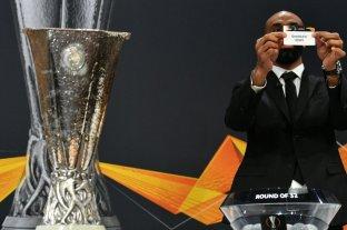 Ya están definidos los cruces de los 16avos de final de la Europa League