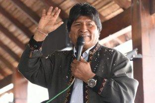 """Evo Morales agradece a Alberto y Cristina Fernández por """"garantizar"""" su refugio en Argentina"""