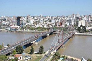 Sigue el repunte del río Paraná en el puerto de Santa Fe