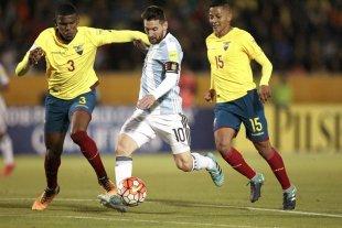 Eliminatorias Qatar 2022: Argentina debutará ante Ecuador