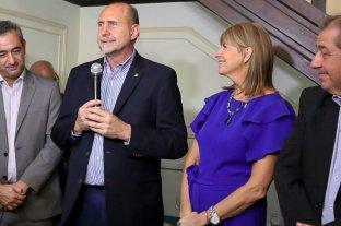 """""""La visita del gobernador es un respaldo para el sector industrial"""""""