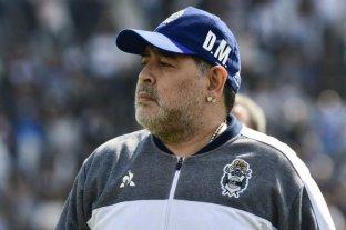 Alberto Fernández recibirá a Maradona