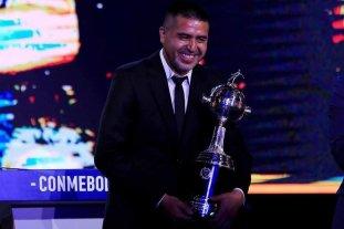 """Riquelme: """"La Copa Libertadores es el trofeo más lindo y más difícil"""""""