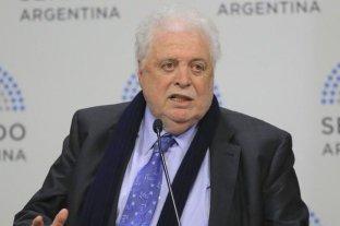 """González García: """"El sistema de salud de Argentina está en un estado crítico"""""""
