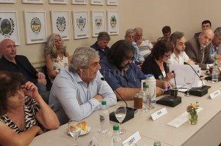 Se reunió el Consejo Federal de Educación con la participación de UDA