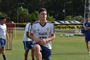 Comenzaron los entrenamientos del seleccionado sub 23 en Argentina