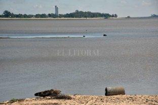 El Río Paraná seguiría en 2 metros en el puerto de Santa Fe