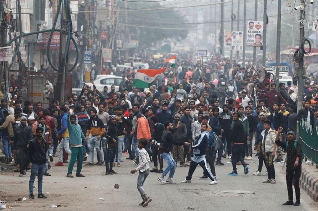 ¿Qué pasa en India?: musulmanes protestan contra gobierno de nacionalista hindúes