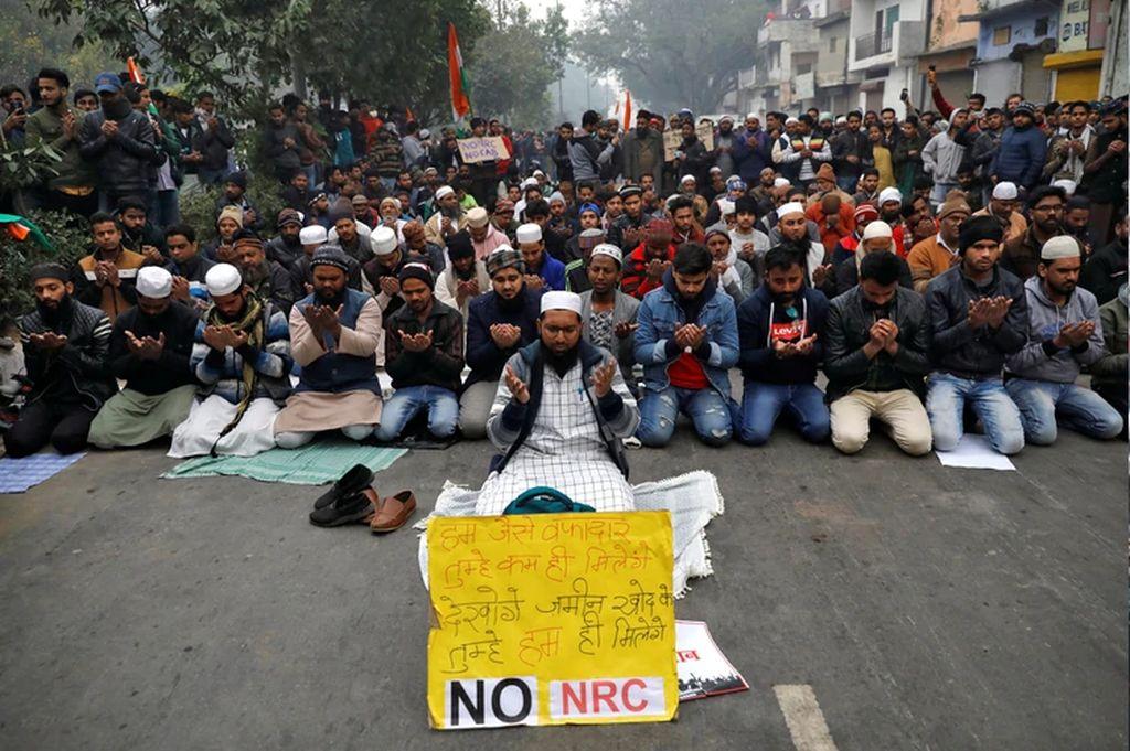 Tras protestas en la India, crece el número de muertos