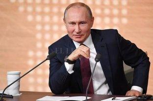 Vladimir Putin dejó plantado a Alberto Fernández -  -