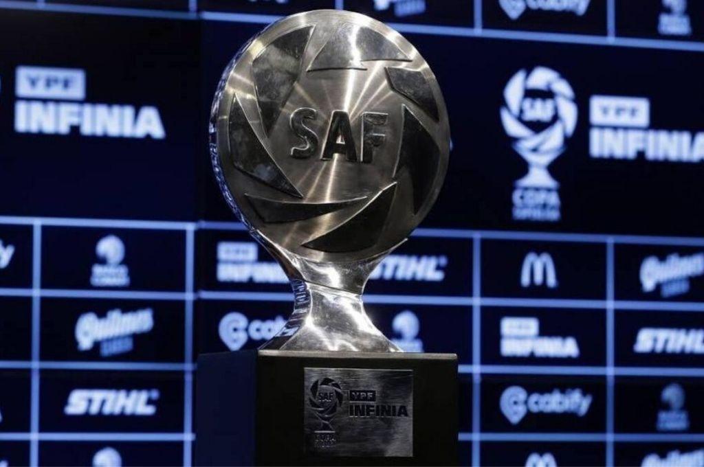 Está el fixture de la Copa Superliga