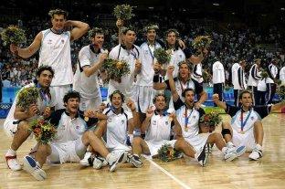 El emotivo reencuentro de la Generación Dorada a 15 años de ganar el oro en Atenas