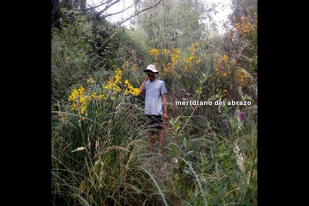La portada del álbum, con foto de Rocío Gutiérrez y edición de Juan Curto. <strong>Foto:</strong> Gentileza producción