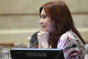 CFK quedará a cargo del Ejecutivo por los viajes que Alberto Fernández realizará a fin de mes -  -