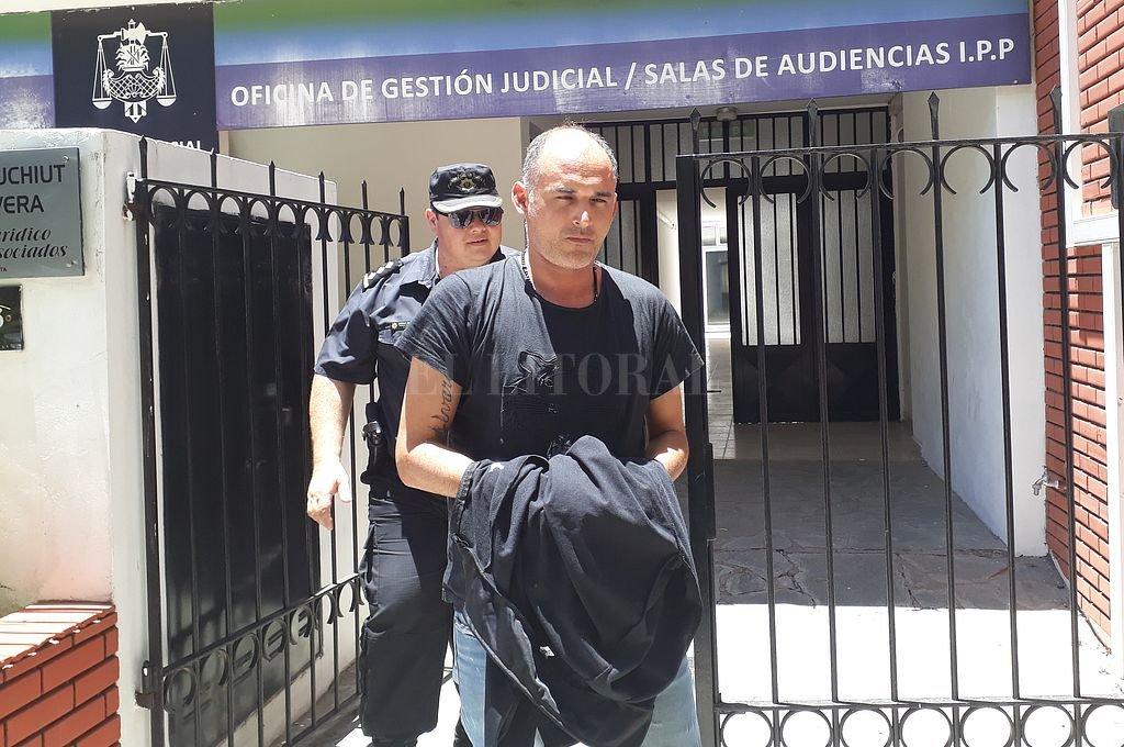 Danilo Barrientos. <strong>Foto:</strong> Gentileza
