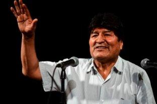 Evo Morales se retractó, y la UCR se calmó