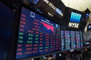 Tras las reuniones con el FMI, las acciones argentinas subieron hasta un 7% en Wall Street