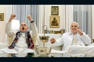"""""""Los dos papas"""" amenaza con arrasar en los Oscar"""