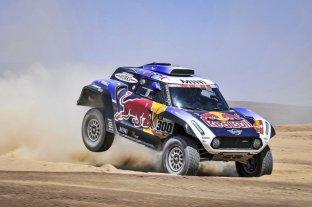 El Rally Dakar calienta motores para su primera experiencia en Arabia Saudita