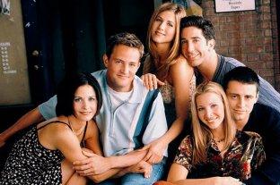 """HBO confirmó el regreso de """"Friends"""""""