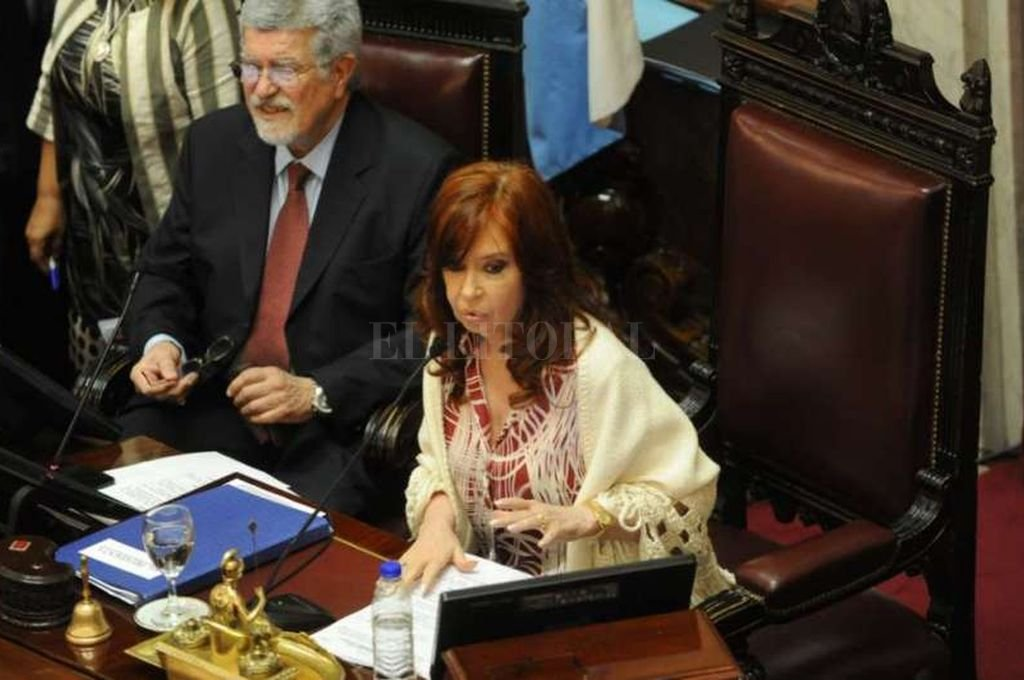 Cristina Fernández de Kirchner  <strong>Foto:</strong> Archivo