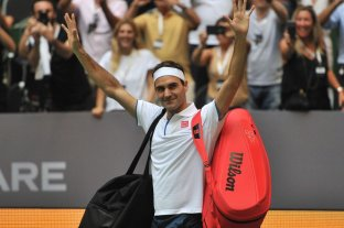 Federer, el deportista mejor pago del mundo