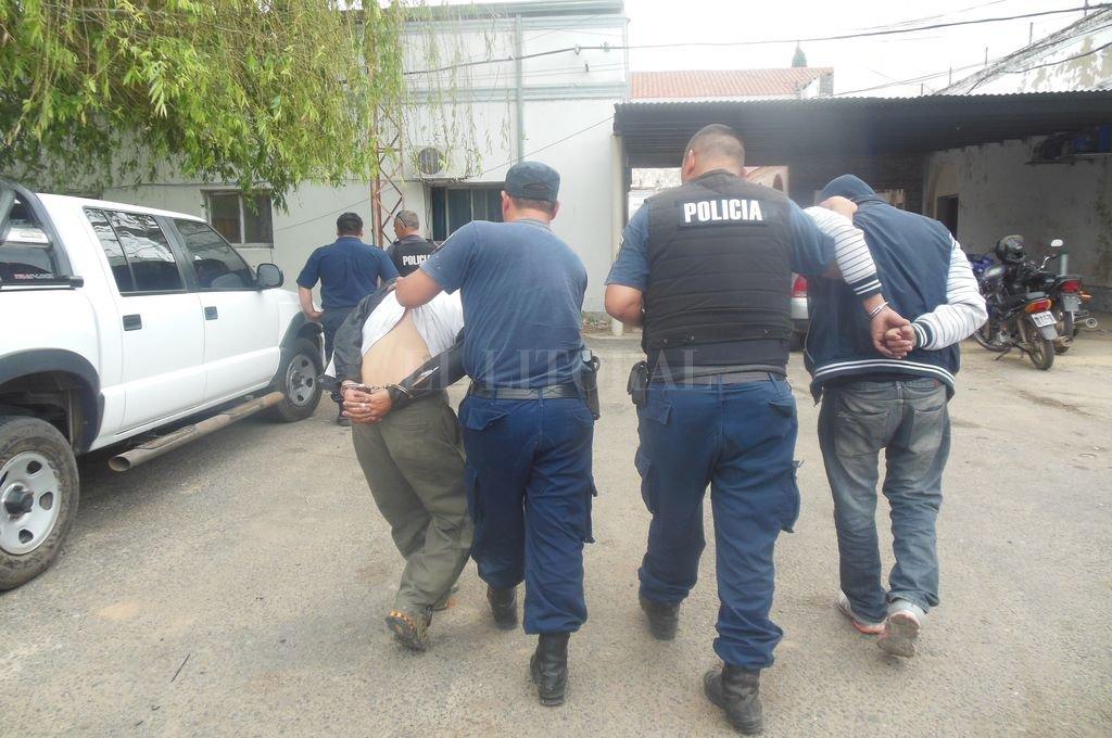 Los hechos fueron cometidos en tres meses en los barrios Candioti, Guadalupe y zona de la Costanera.