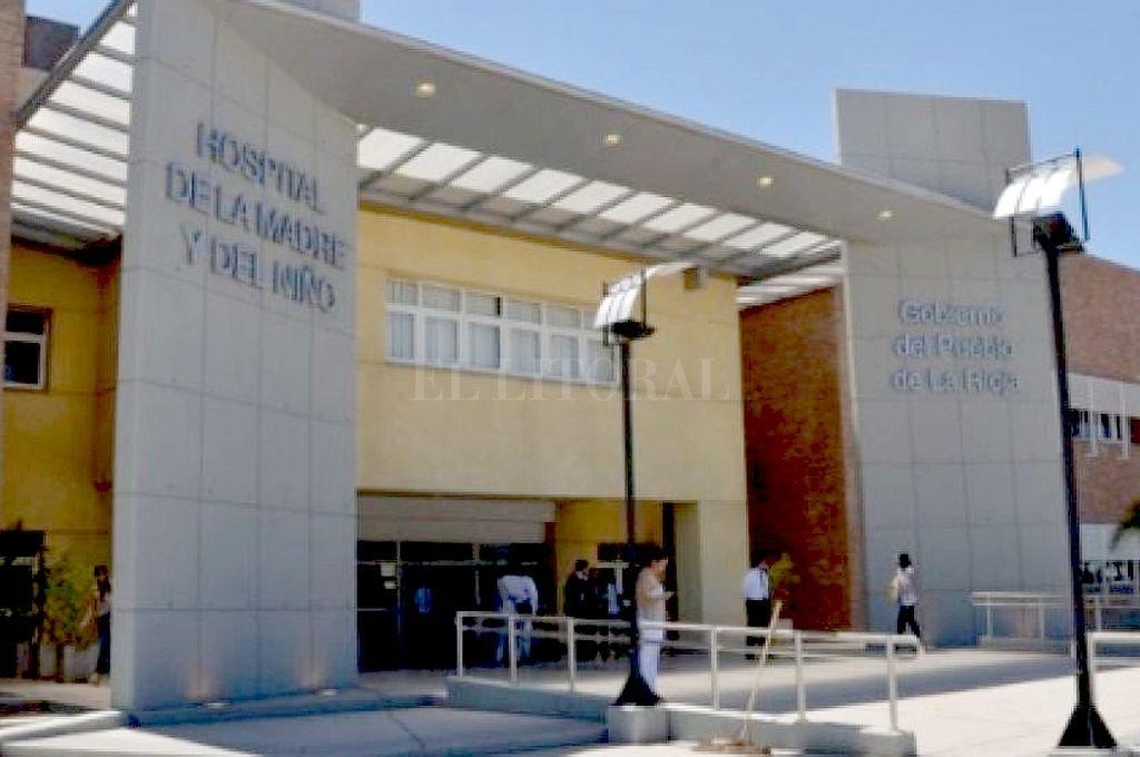 Hospital de la Madre y el Niño. <strong>Foto:</strong> Captura digital