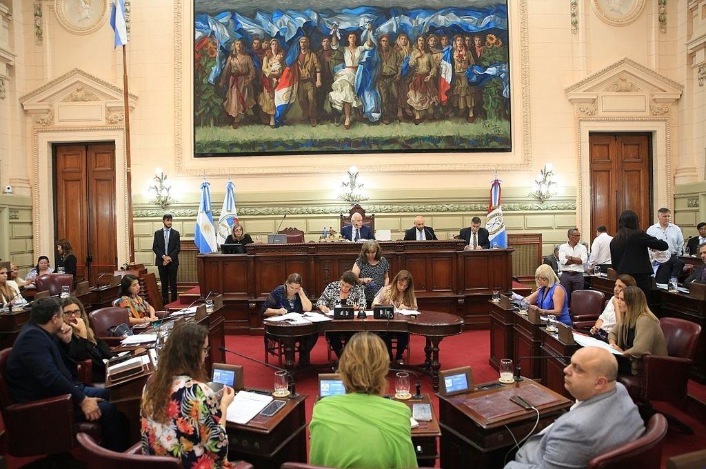Extenso debate en Diputados por el Consenso Fiscal con diferencias en la fundamentación de frentistas y de justicialistas. Crédito: Cámara de Diputados