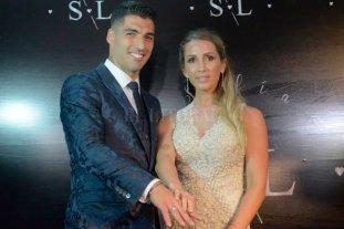 Messi estuvo presente en el casamiento de Luis Suárez