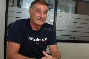 Gustavo Pueyo es el nuevo presidente de la Liga Santafesina de Fútbol