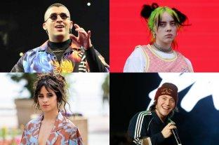 Las canciones y artistas más escuchados del 2019