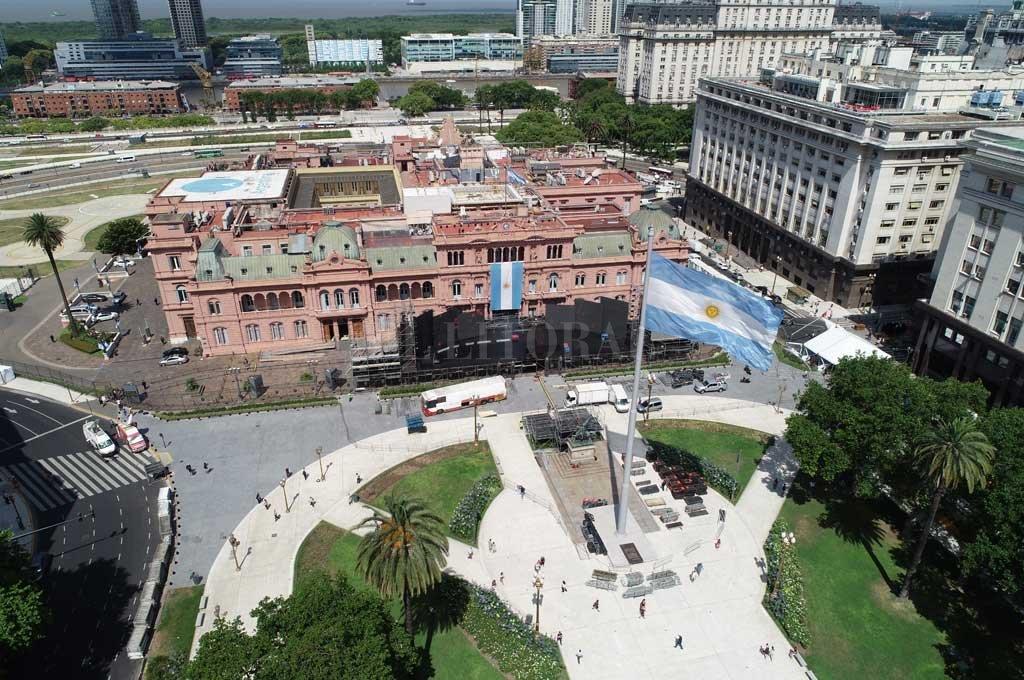 Las oficinas públicas dependientes del Estado Nacional no podrán comprar pirotecnia  <strong>Foto:</strong> Fernando Nicola (Drone)
