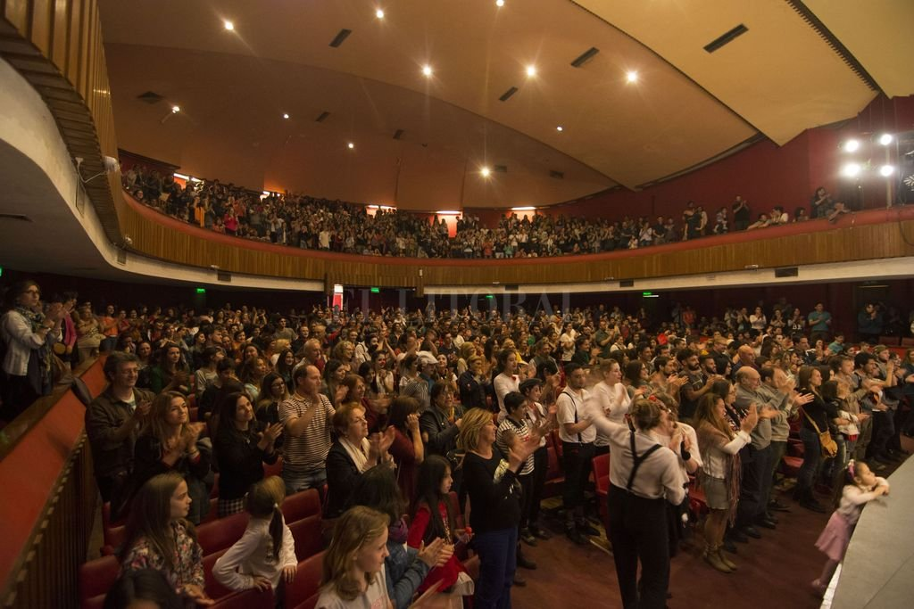 El público colmó la sala durante las diversas actividades realizadas a lo largo del año. <strong>Foto:</strong> Gentileza CCP