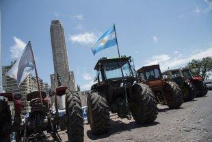 Tractorazo: los productores hicieron visibles sus reclamos