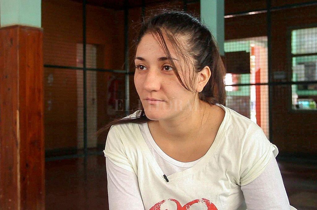 Cristina Vázquez. <strong>Foto:</strong> Telam