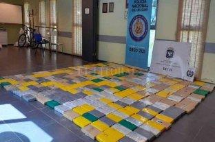 La policía uruguaya incautó otro cargamento de 400 kilos de cocaína