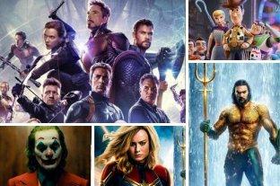 Las películas más buscadas y más vistas del 2019