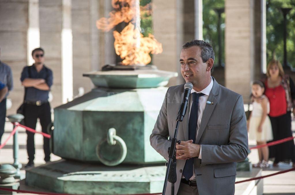 El intendente de Rosario, Pablo Javkin. <strong>Foto:</strong> Archivo El Litoral