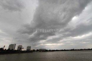 El calor y las nubes, protagonistas del domingo en la ciudad