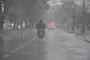 Se mantiene vigente un alerta por tormentas fuertes